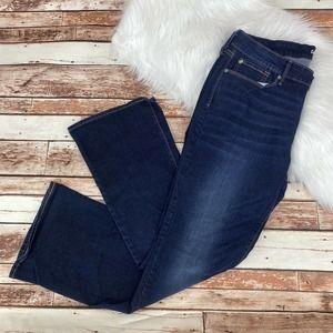 Levi's Denizen Modern Bootcut Jeans Size 16 33X32